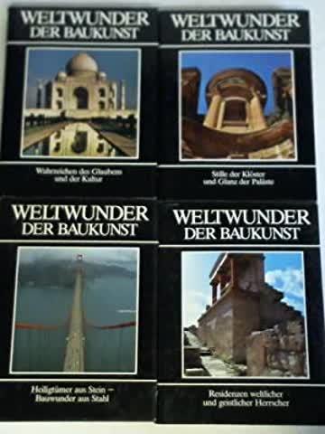 Weltwunder der Baukunst - Band III (von 6)