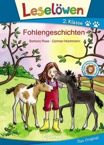 Leselöwen, 2. Klasse - Fohlengeschichten