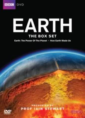 Earth - Box set (4 DVDs)