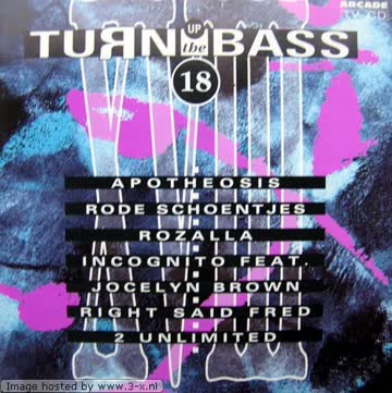 2Unlimited - Turn up the Bass 18 (1992)