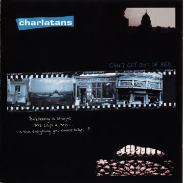 Charlatans - Can't get out of bed