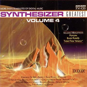 Various - Synthesizer Greatest 4