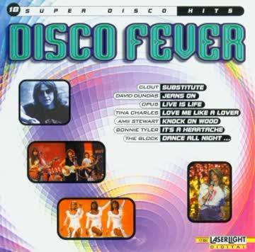 Various Artists - Disco Fever-18 super Disco Hits
