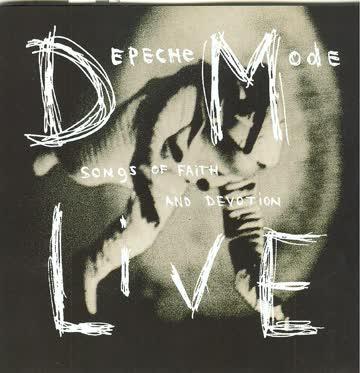 Depeche Mode - Live - Songs of Faith and Devo