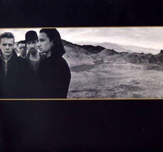 U2 - Joshua tree (1987) [Vinyl LP]