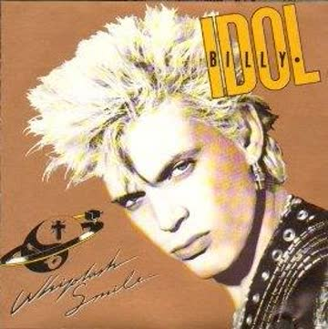 Billy Idol - Whiplash smile (1986)