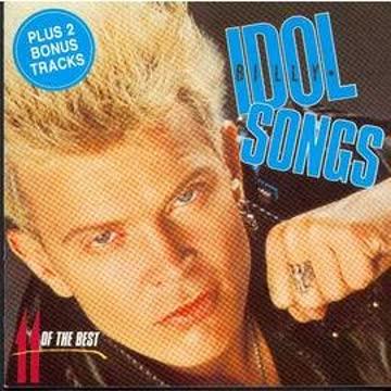 Billy Idol - Idol songs-11 of the best (+2 bonus tracks)