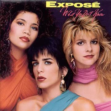 Exposé - What you don't know (1989)