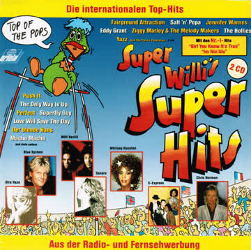Milli Vanilli - Super Willi's Super Hits (1988)