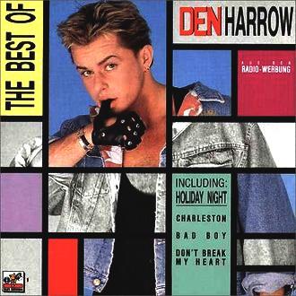 Den Harrow - The Best of Den Harrow