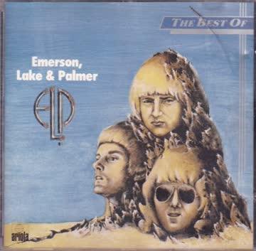 Emerson Lake & Palmer - Best of