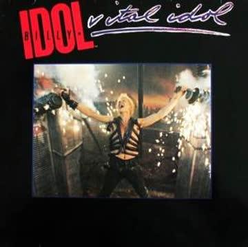 Billy Idol - Vital Idol (maxis, 1985)