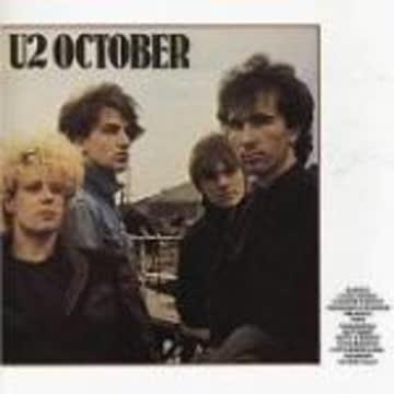 U2 - October (1981)