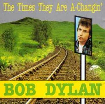 Bob Dylan - Times they are a-changin' (16 tracks)