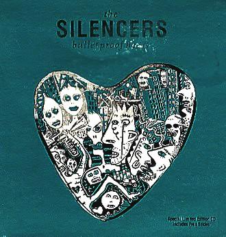 Silencers - Bulletproof heart (1991)