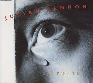 Julian Lennon - Saltwater (1991, incl. 'Creo que voy a llorar')