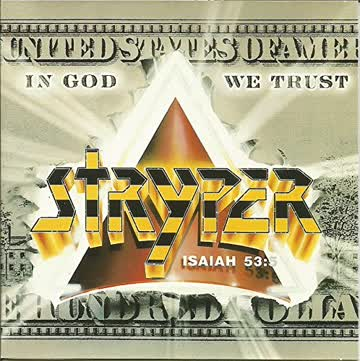 Stryper - In god we trust (1988)