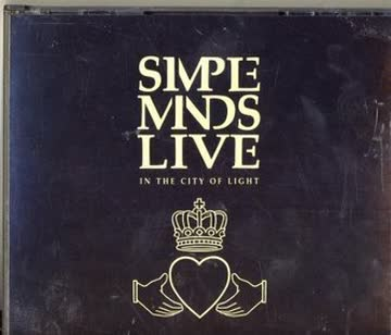 Simple Minds - In the city of light (live)