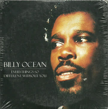 Billy Ocean - Everything's so different without you (2 tracks, 1997)