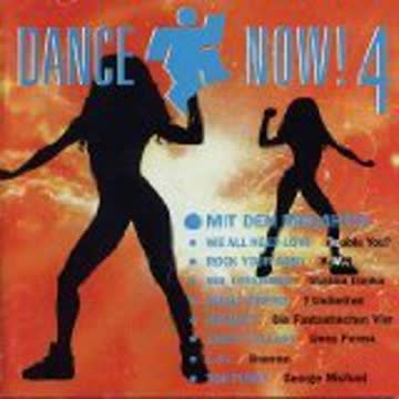 Diverse - Dance Now! Vol. 4 (1992)