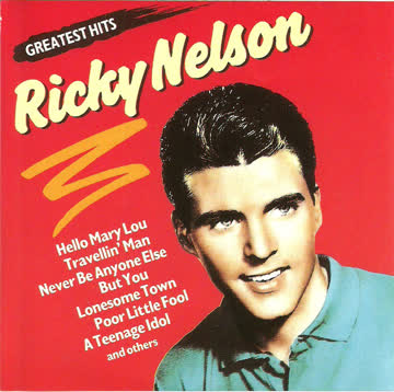Ricky Nelson - Greatest hits (15 tracks)
