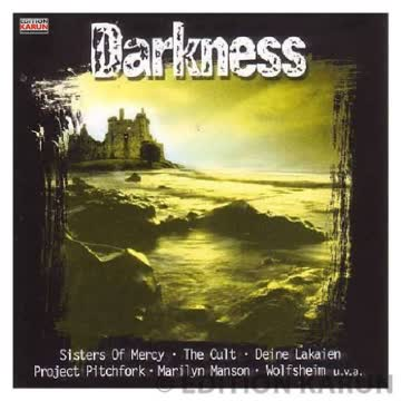 Sisters of Mercy - Darkness-Best of Wave & Independent (1998)