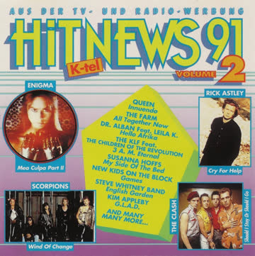 Various Artists - Hit-News 91 Volume 2