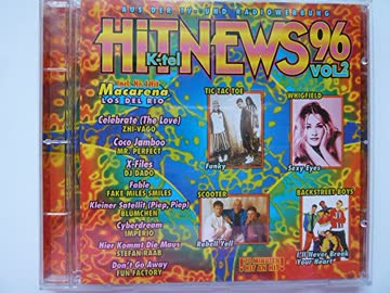 Hit-News 96/2 - Los del Rio, Tic Tac Toe, Whigfield, Zhi-Vago, Dj Dado..