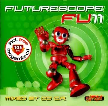 Futurescope - F-011 Various Artist