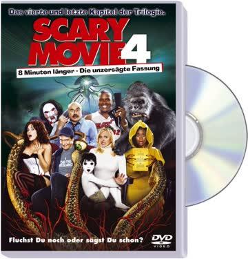SCARY MOVIE 4 - FARIS ANNA/NIE [DVD] [2006]
