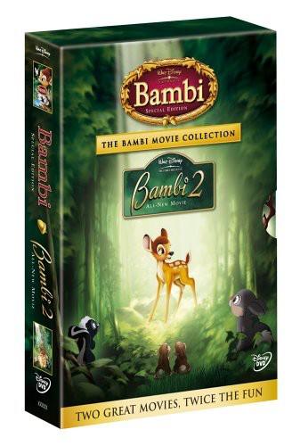 Bambi Doppelpack (Bambi SE & Bambi 2) [Collector's Edition] [3 DVDs]