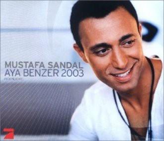 Mustafa Sandal Feat.Gülcan - Aya Benzer 2003 (Moonlight)