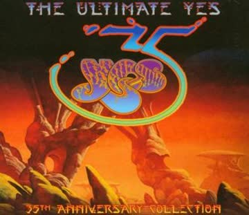 Yes - Ultimate Yes Collection - 35th Anniversary