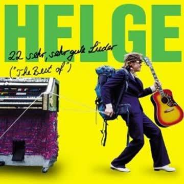 """Helge Schneider - 22 sehr, sehr gute Lieder (""""The Best of"""")"""