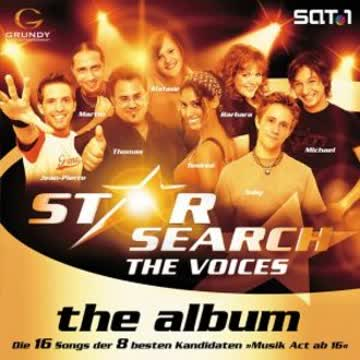 Star Search-the Voices - The Album