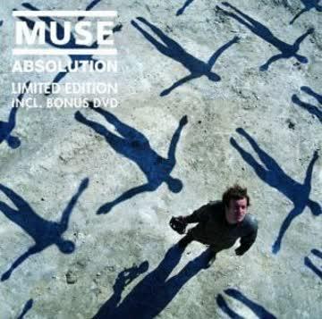 Muse - Absolution,CD+Bonus Dvd/l
