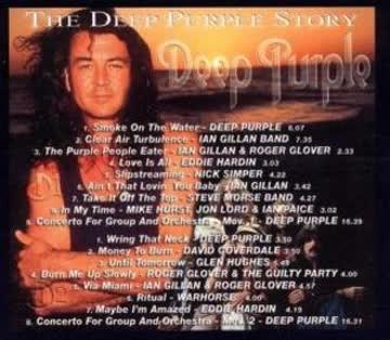 Deep Purple & Solo - The Deep Purple Story: Dejavu..