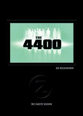 The 4400 - Die Rückkehrer - Season 2 (4 DVDs)