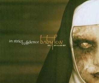 In Strict Confidence - Babylon-CD 1