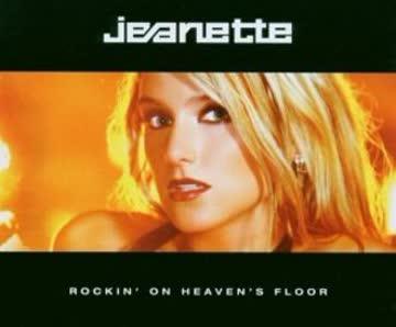 Jeanette - Rockin' on Heaven'S Floor