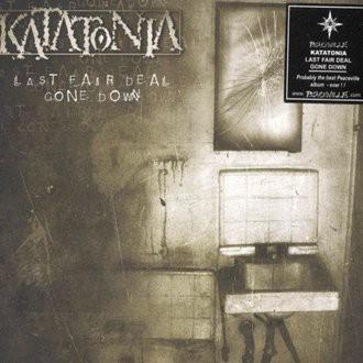 Katatonia - Last Fair Deal Gone Down