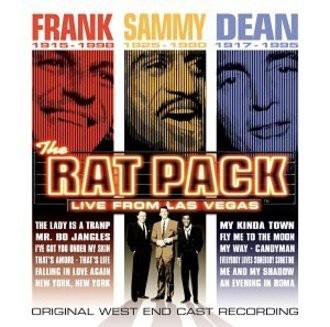 Sampler - The Rat Pack - Live From Las Vegas - Original West End Cast Recordings
