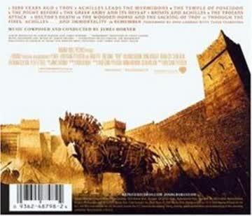 James Horner - Troja (Troy)