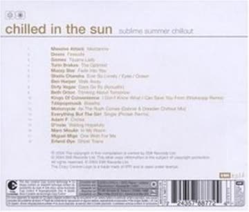 Various - Chilled in the Sun