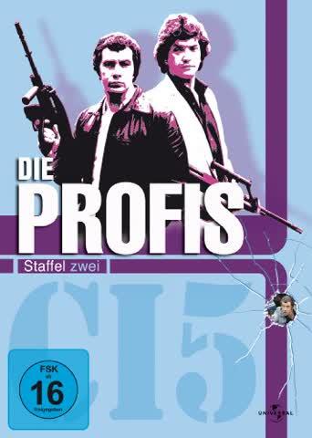 Die Profis - Staffel zwei [4 DVDs]