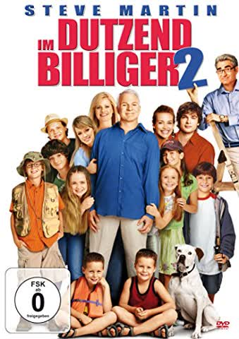 DVD IM DUTZEND BILLIGER II