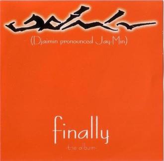 D'Jaimin - Finally-The album
