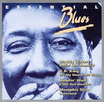 B.B. King - Essential Blues