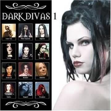 Various - Dark Divas 1