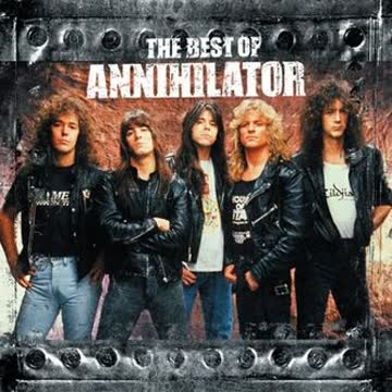 Annihilator - The Best Of